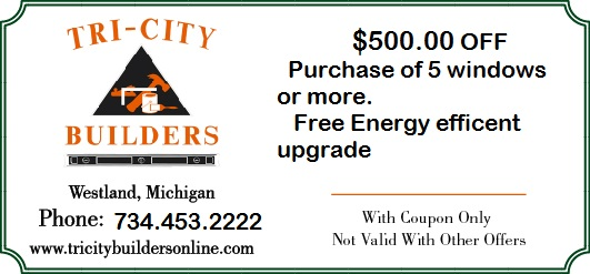 Tri-City Builders Coupon